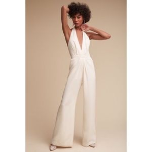 NWT Mara BHLDN Wedding Jumpsuit by Jill Stuart